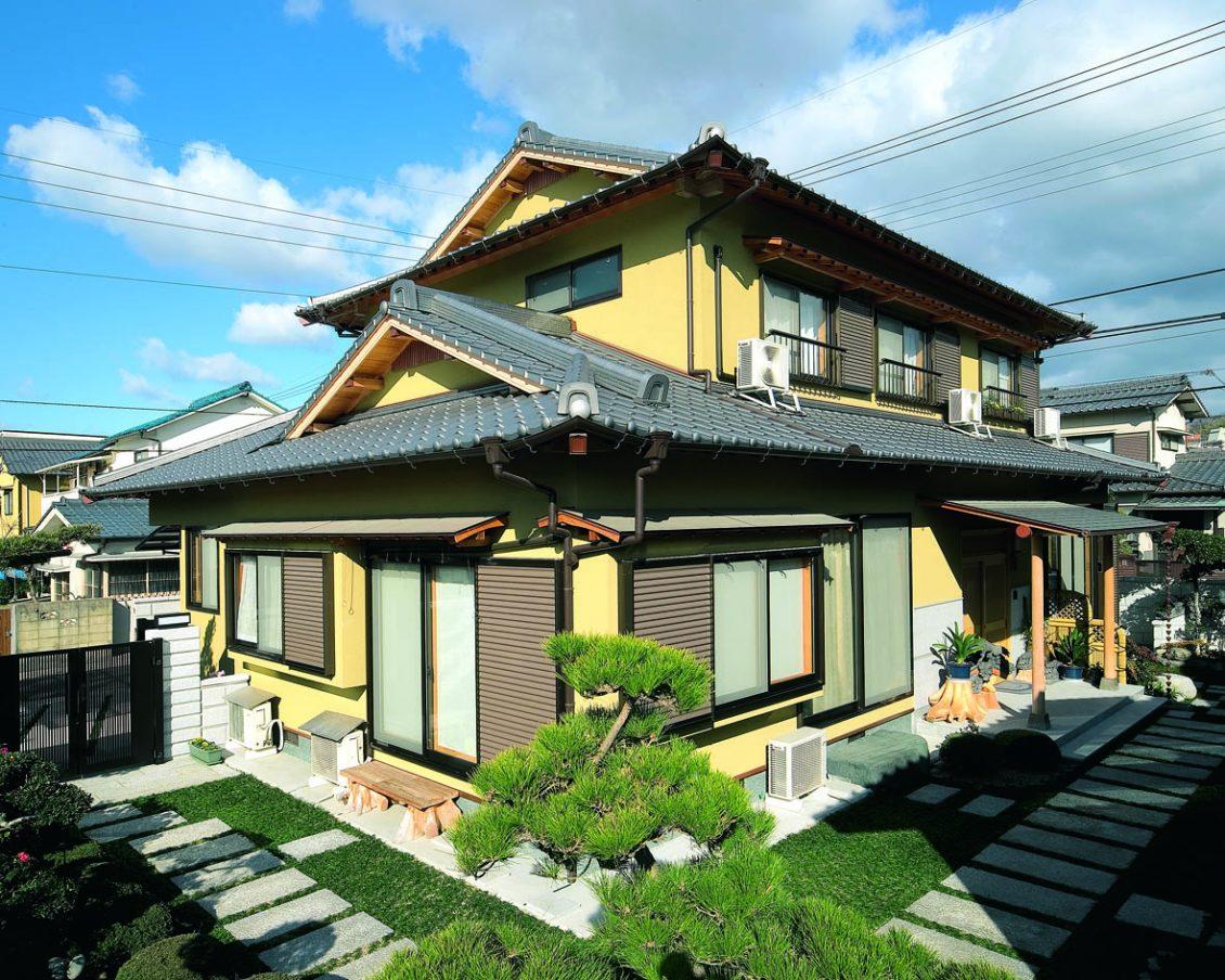 こだわりの和風住宅イメージ1