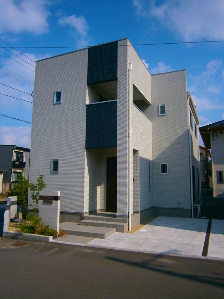 BOXスタイルの家イメージ1