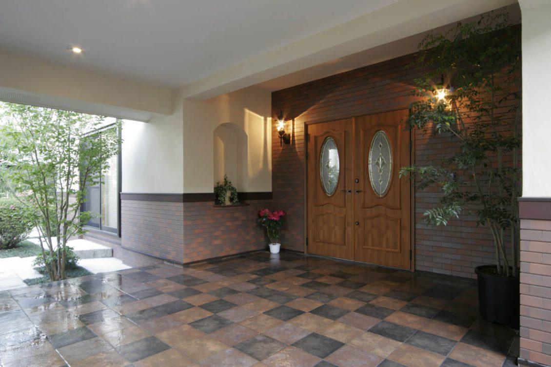 上質とこだわりに満ちた気品あふれる家イメージ1