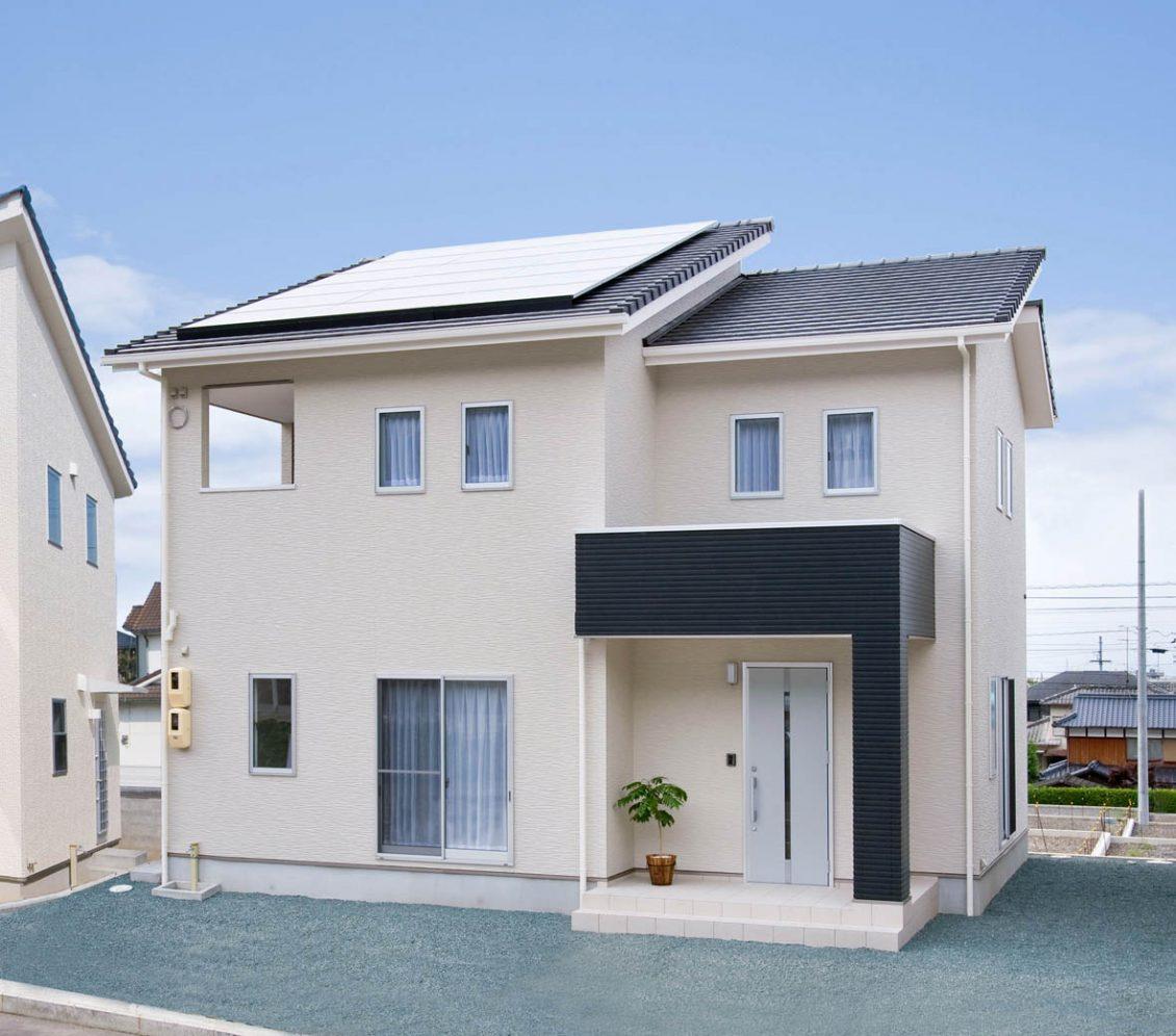 エコの家+太陽光発電イメージ1
