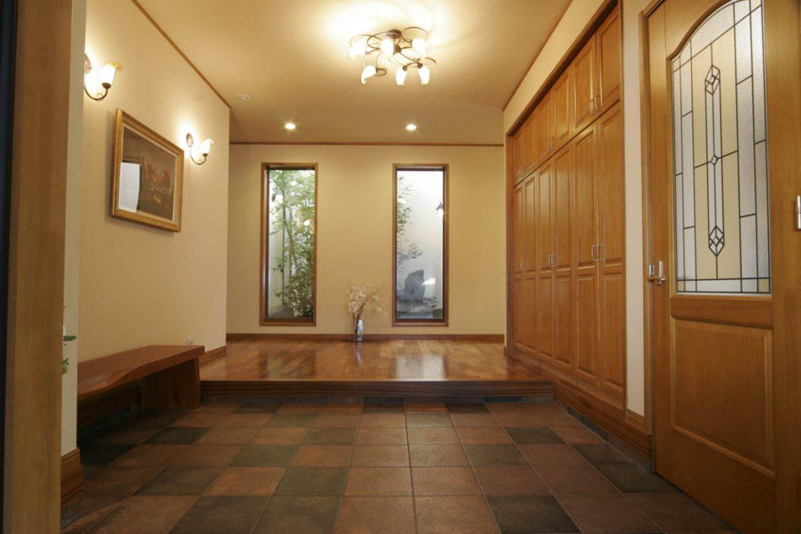 上質とこだわりに満ちた気品あふれる家イメージ2