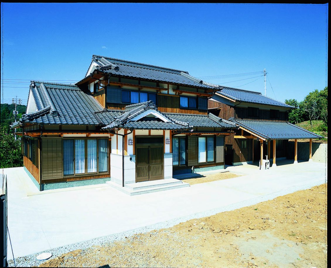 こだわりの和風住宅イメージ3