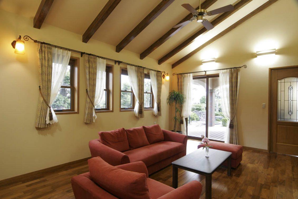 上質とこだわりに満ちた気品あふれる家イメージ4