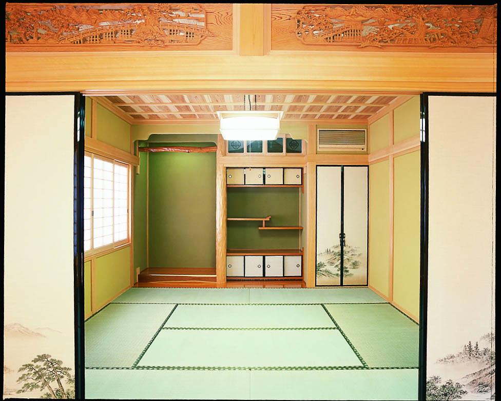 こだわりの和風住宅イメージ4