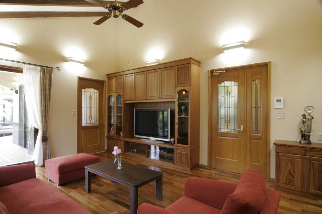 上質とこだわりに満ちた気品あふれる家イメージ5