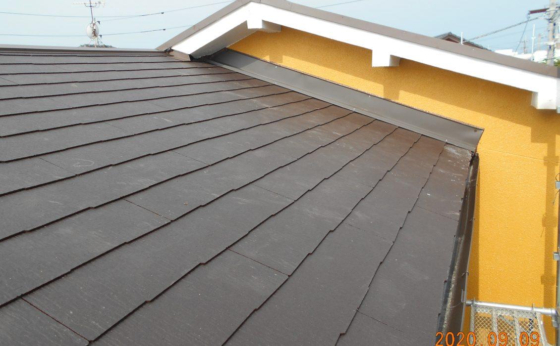 屋根塗装 Before